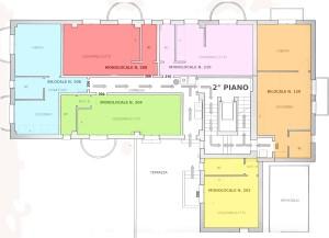 Piantina piano 2