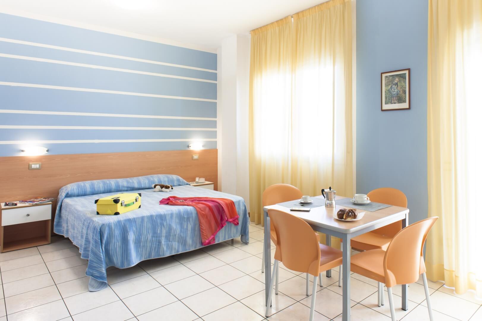 Tavoli Per Colazione A Letto : Residence welcomemonolocali e bilocali in affitto per le vacanze
