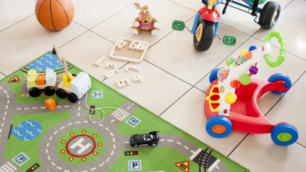 tappeto giochi